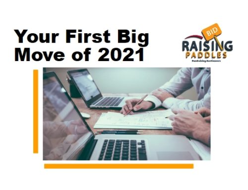 Your First Big Move of 2021