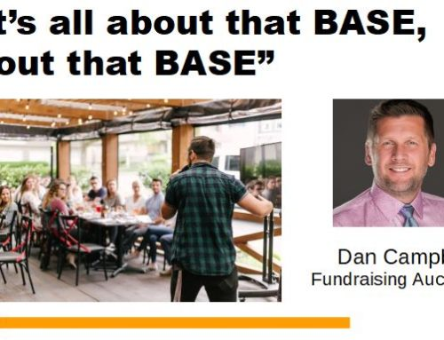 """""""It's All About that BASE, 'bout that BASE"""""""